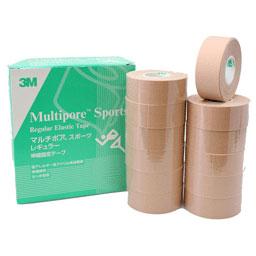マルチポアスポーツ 2.5cm×5m 12巻 3M × 10セット
