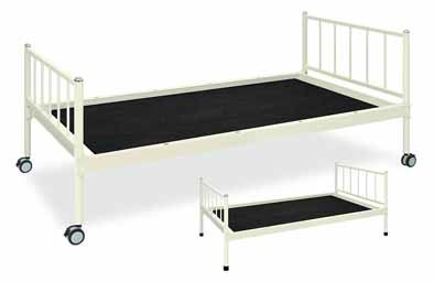 HPベッド(足ゴム付き) 高田ベッド製作所