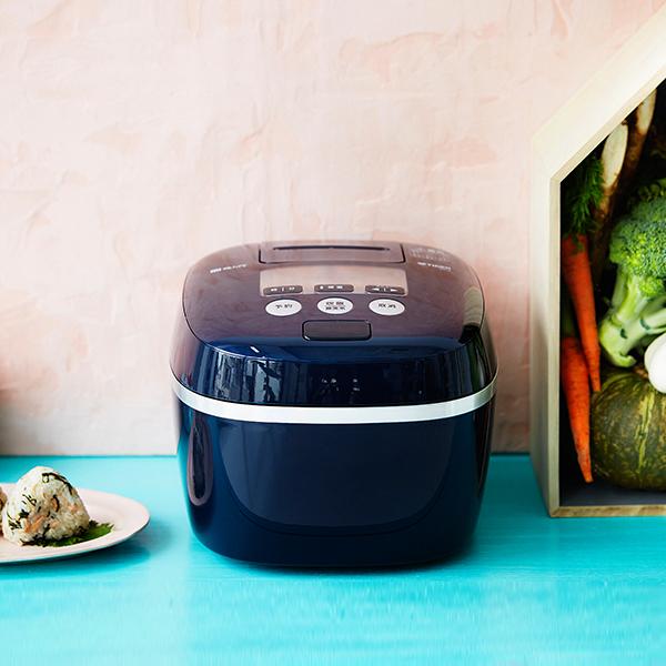 【JPC-A101】炊飯器 5.5合 タイガー 圧力IH炊飯ジャー 土鍋コーティングTIGER 圧力IH炊飯器 炊きたて JPC-A101-KA
