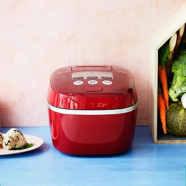 【JPC-A101】炊飯器 5.5合 タイガー 圧力IH炊飯ジャー 土鍋コーティングTIGER 圧力IH炊飯器 炊きたて JPC-A101-RC