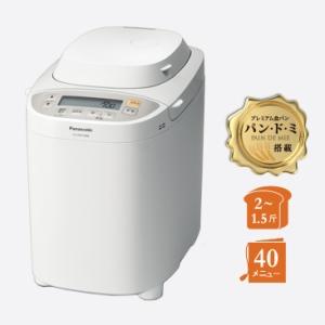 2塊松下(Panasonic)家麵包房型年糕、意大利面套餐酵母菌自動投入SD-BMT2000-W
