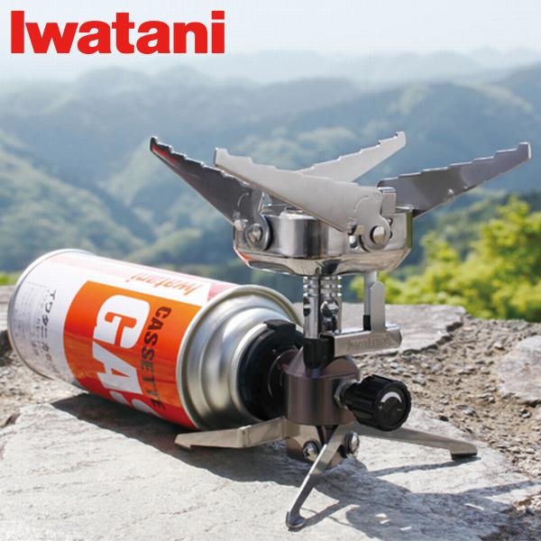 Iwatani junior compact burner CB-JCB