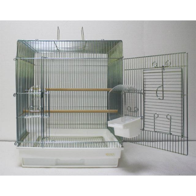 鳥かご 465インコ手のり 手のりケージ(中型) HOEI(豊栄/ホーエイ)