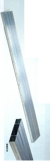 両面使用型足場板STSD STSD-4035 ピカコーポレイション