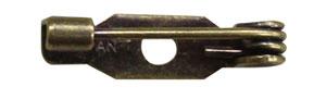 デコラージュ ブローチピン アンティークゴールド15mm 404135 PADICO(パジコ) 手芸用 アクセサリー用 デコラージュ ブローチピン アンティークゴールド15mm 404135 PADICO(パジコ) - thefandomentals.com