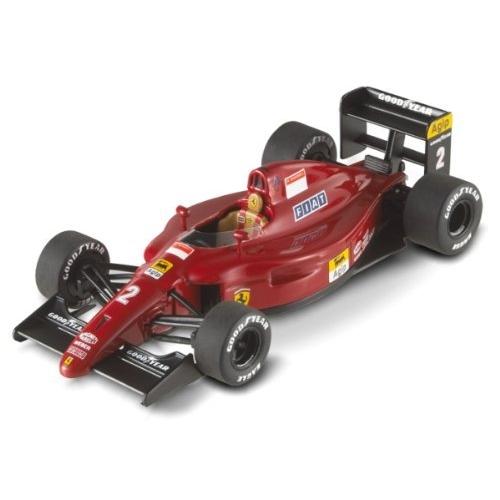 ホットウィール Ferrari F190(641/2) F1-90 #2 ナイジェル・マンセル ポルトガルGP 1990 Elite Edition 1/43 HOT WHEELS ミニカー フェラーリ 完成品