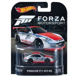 Hot Wheels Porsche 911 GT3 RS Keychain Keyring