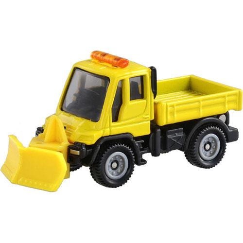 トミカ ミニカー 車 TOMICA  トミカ No.22 メルセデスベンツ ウニモグ 除雪仕様車 (箱タイプ) | おすすめ 誕生日プレゼント ギフト おもちゃ