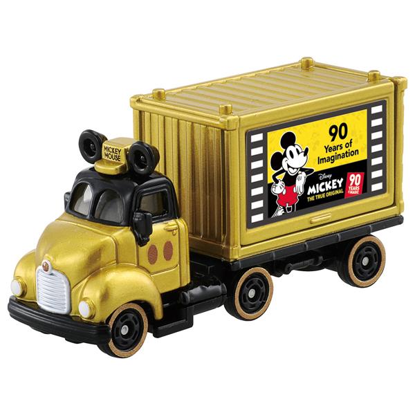 トミカ ミニカー DISNEY MOTORS  ディズニーモータース ドリームキャリー ミッキーマウス90th 2018エディション