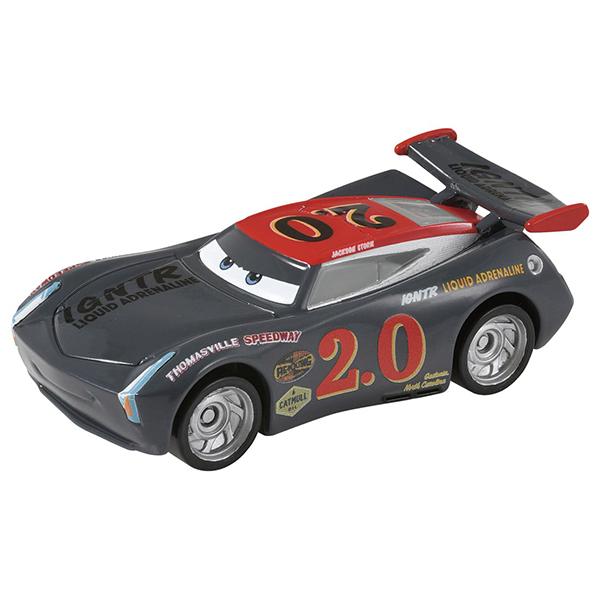 カーズ トミカ ミニカー TAKARATOMY  カーズ トミカ C-37 ジャクソン・ストーム(トーマスビルタイプ) | おすすめ 誕生日プレゼント ギフト おもちゃ