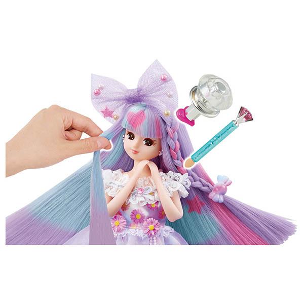 リカちゃん人形 着せ替え人形 ドール  リカちゃん 人形 ゆめいろリカちゃん カラフルチェンジ | おすすめ 誕生日プレゼント ギフト おもちゃ