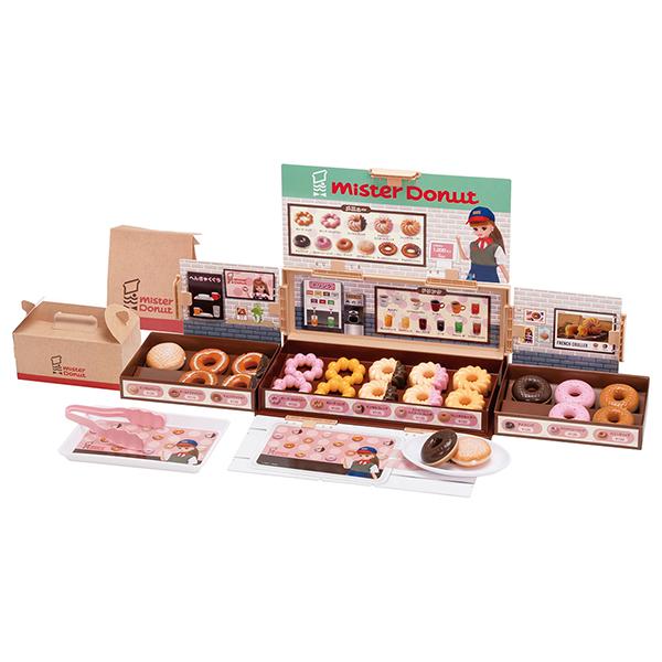 在庫あり りかちゃん ままごと リカちゃん ミスタードーナツへようこそ 販売期間 限定のお得なタイムセール 誕生日プレゼント おもちゃ おすすめ ギフト