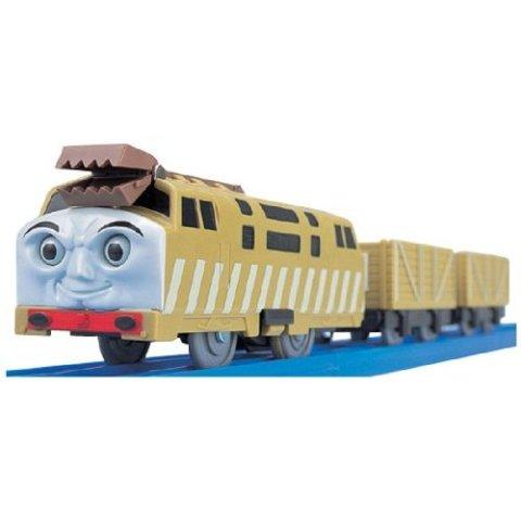 おもちゃ 人気商品 車両 電車 編成 プラレールトーマス 誕生日プレゼント おすすめ ディーゼル10 TS-09 驚きの価格が実現 ギフト