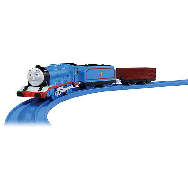 ギフト おもちゃ 車両 電車 編成 公式ショップ プラレールトーマス OT-05 誕生日プレゼント えいごプラス おすすめ おしゃべりゴードン