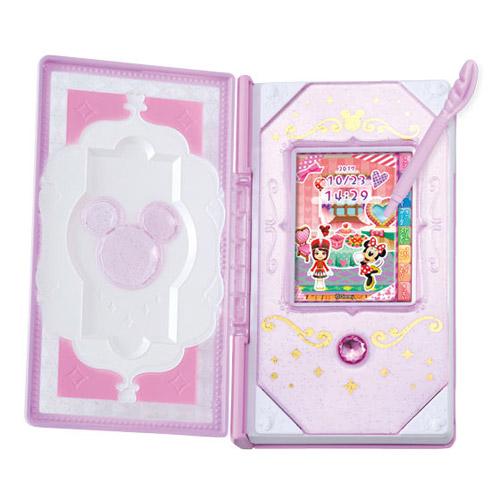 ディズニー マジックキャッスル 魔法のタッチ手帳 ドリームパスポート ドリーミーピンク | 誕生日プレゼント ギフト おもちゃ
