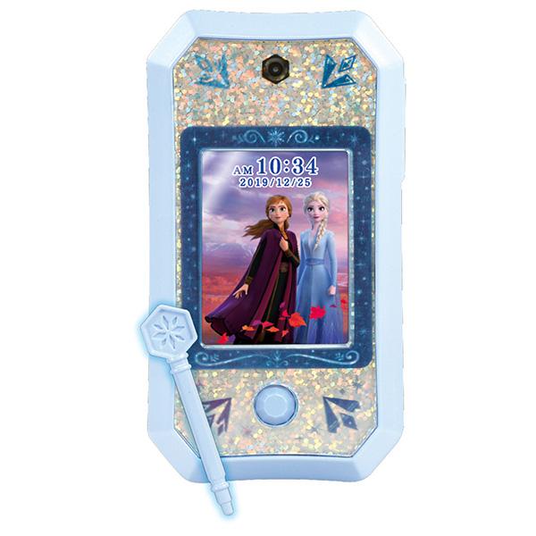 アナ雪 おもちゃ アナと雪の女王2 アイスブルー 初回特典付 ショッピング 訳あり商品 キラキラスマートパレット