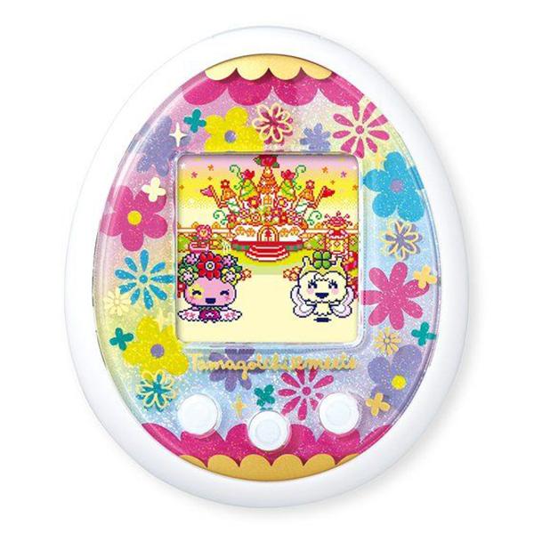 たまごっちみーつ パステルみーつver. ホワイト | おすすめ 誕生日プレゼント ギフト おもちゃ