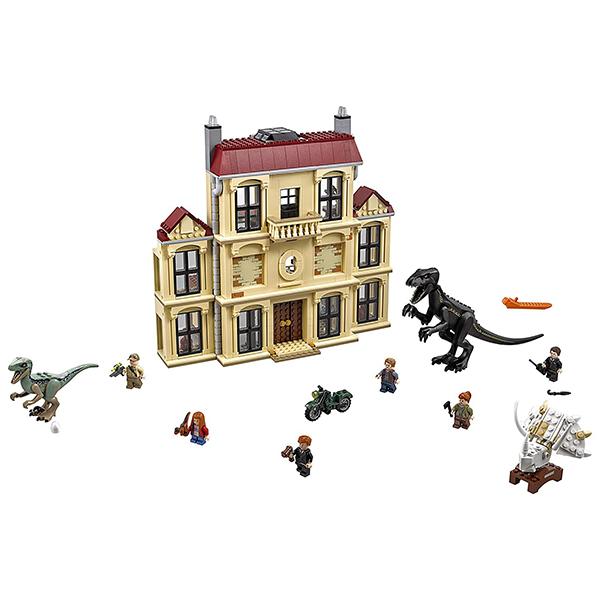 【初売り】 レゴ(LEGO) ジュラシック 知育・ワールド インドラプトル、ロックウッド邸で大暴れ 75930   ジュラシック・ワールド おすすめ おすすめ 誕生日プレゼント 知育 おもちゃ, アスリートタウン:5e859c5c --- kventurepartners.sakura.ne.jp