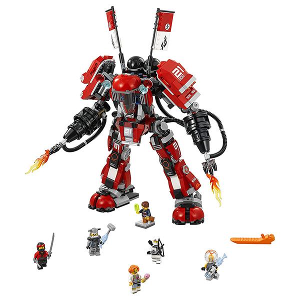 レゴ(LEGO) ニンジャゴー カイのファイヤーメカ 70615   おすすめ 誕生日プレゼント 知育 おもちゃ