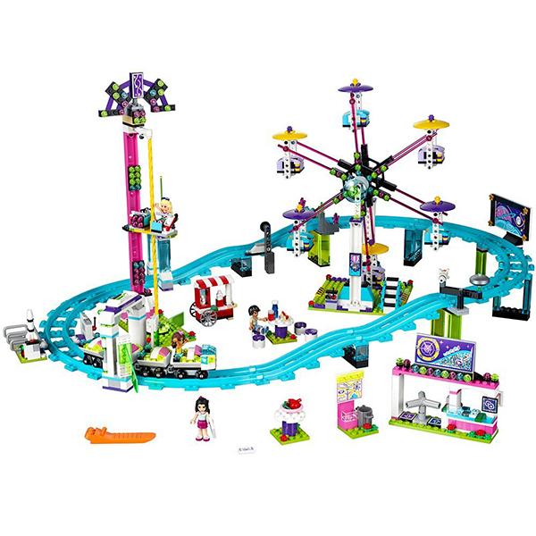 レゴ (LEGO) フレンズ 遊園地 ジェットコースター 41130 | おすすめ 誕生日プレゼント 知育 おもちゃ