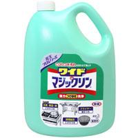 【送料無料】花王 ワイドマジックリン 業務用サイズ 3.5kgボトル×4本