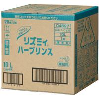 【送料無料】花王 リズミィ ハーブリンス 業務用サイズ 10L×1箱