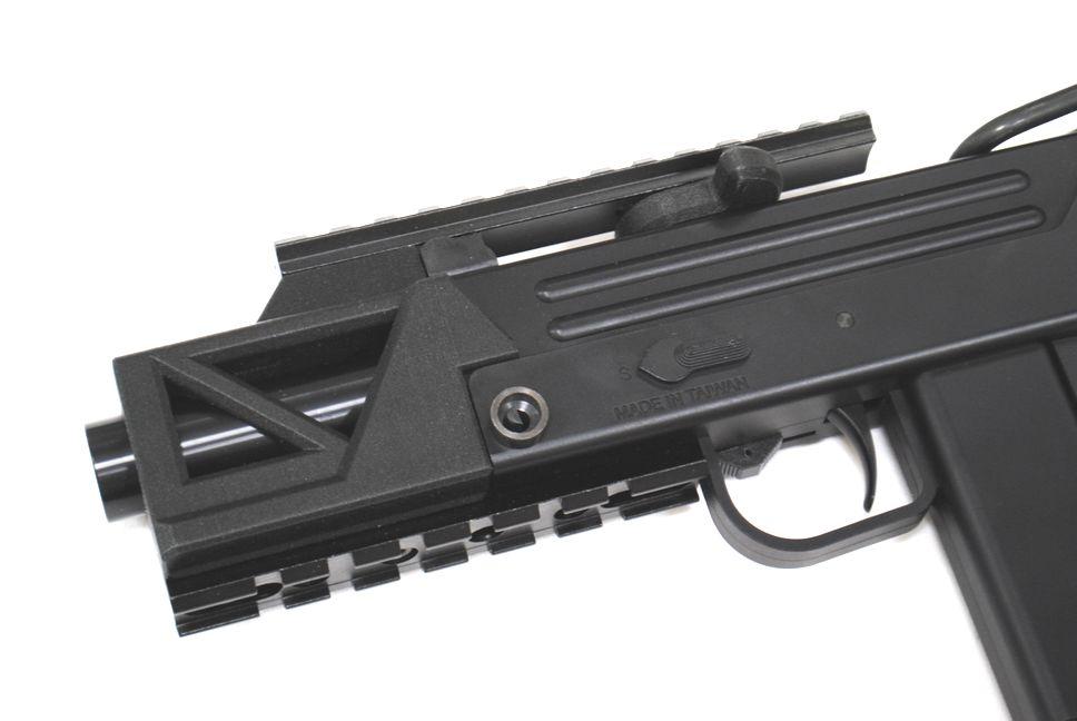 BLADE M11 短機関銃 ガスブローバック ガスガン タクティカルレイル 標準装備 タイプ A2