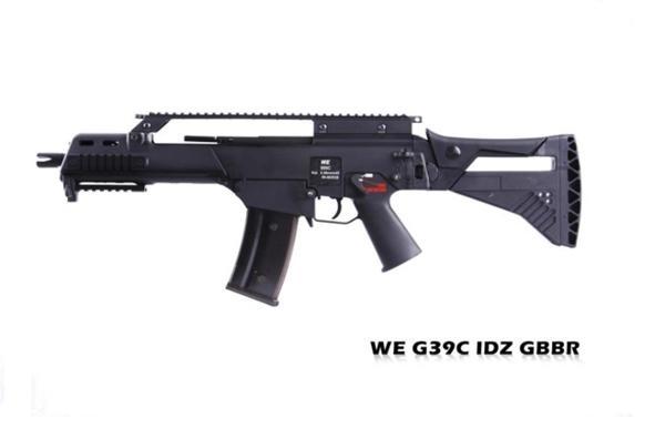 WE G39C(G36C) IDZ カスタム ブローバック ガスガン