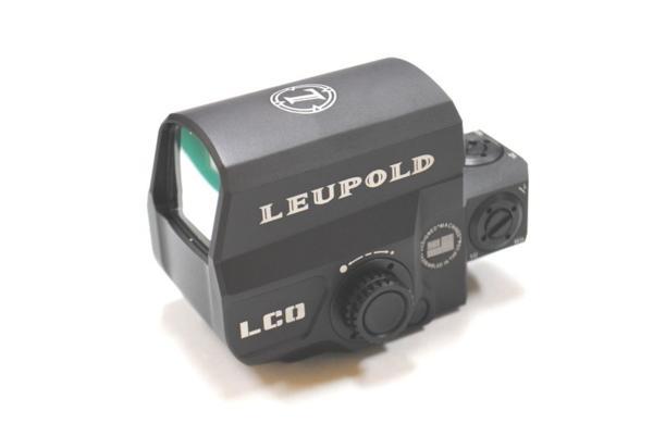 LEUPOLD リューポルド LCO タイプ ダットサイト ブラック