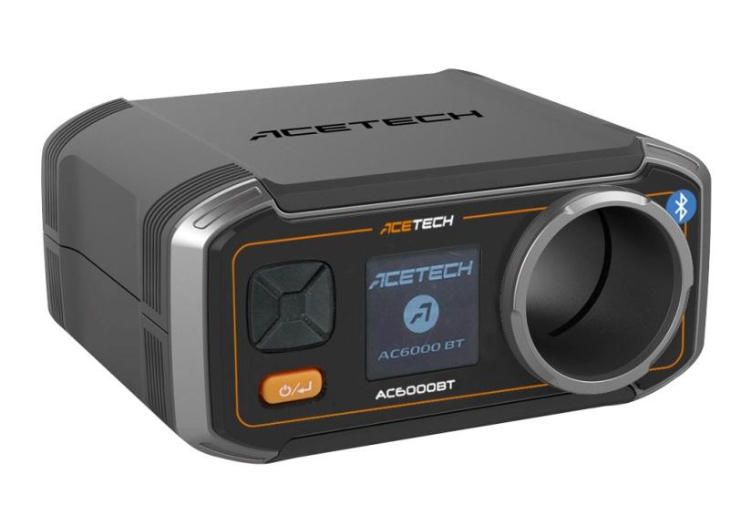 ACETECH AC6000 Mk2 BT セレクトバージョン 弾速計 Bluetooth対応 遠隔確認 日本語説明書付