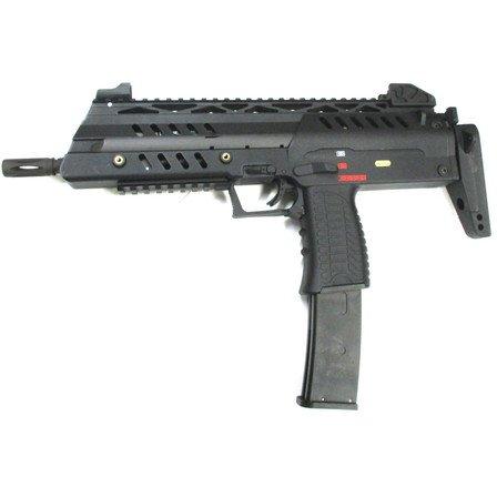WE SMG8 ガスブローバック MP7タイプ サブマシンガン ガスガン