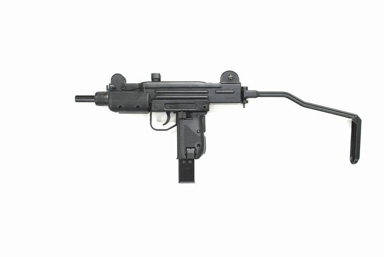KWC製 MINI UZI ガスブローバック ガスガン Co2バージョン