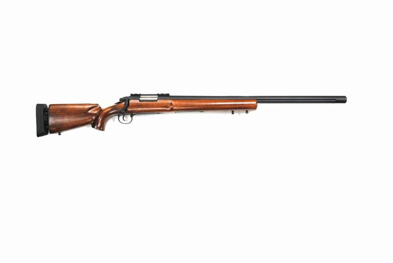 AK M24 ライフル リアル刻印 エアーコッキング エアガン リアルウッド
