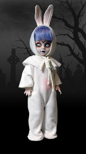 【まもなく入荷 1804】リビングデッドドールズ(Living Dead Dolls)13周年記念シリーズ1 Eggzorcist【05P11Apr15】
