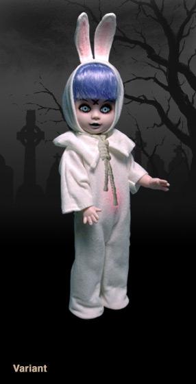 【まもなく再入荷 1701】リビングデッドドールズ(Living Dead Dolls)13周年記念シリーズ1 Eggzorcist/メズコダイレクト限定 variant【05P03Dec16】