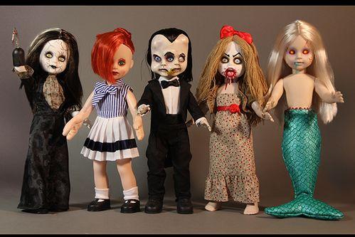 【まもなく再入荷 1512】リビングデッドドールズ シリーズ30/5体セット (Living Dead Dolls)Series 30/SET OF 5