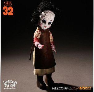 【まもなく再入荷 1703】リビングデッドドールズ シリーズ32/Skeletal Butcher(Butcher Boop )/Living Dead Dolls)Series 32