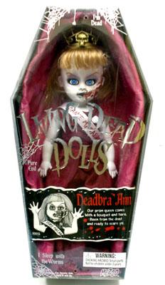 【まもなく再入荷 1806】リビングデッドドールズ(Living Dead Dolls )シリーズ2 Dead Bra Ann/デッドブラ・アン【532P19Apr16】