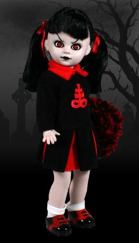 【まもなく入荷 1501】リビングデッドドールズ(Living Dead Dolls)シリーズ2 KITTY【05P30Nov14】