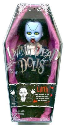 【まもなく入荷 1503】リビングデッドドールズ(Living Dead Dolls)シリーズ3 リリス(LILITH)【05P01Mar15】