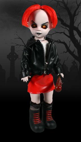 【まもなく再入荷 1604】リビングデッドドールズ(Living Dead Dolls)シリーズ3 SHEENA/シーナ【532P19Apr16】
