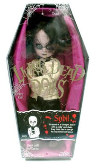 【期間限定セール】【送料無料】リビングデッドドールズ(Living Dead Dolls) シリーズ4/SYBIL(シビル)