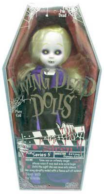 【まもなく再入荷 1805】リビングデッドドールズ(Living Dead Dolls)シリーズ5 SIREN/