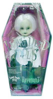 【まもなく再入荷 1703】リビングデッドドールズ(LIving Dead Dolls)シリーズ6 RevenanT【05P03Dec16】