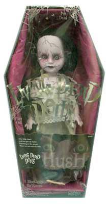 【まもなく再入荷 1805】リビングデッドドールズ(Living Dead Dolls)シリーズ6Hush/