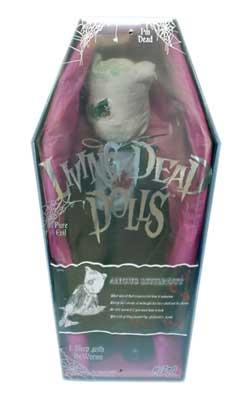【まもなく再入荷 2003】【送料無料】リビングデッドドールズ(Living Dead Dolls) シリーズ8ANGUS LITILROT/アンガス