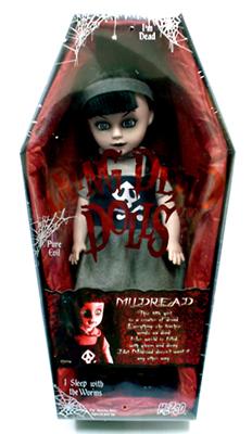 【まもなく入荷 1805】リビングデッドドールズ(Living Dead Dolls) シリーズ10 MILDREAD / ミルドレッド