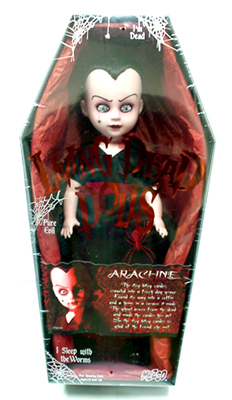 【BACK ORDER】リビングデッドドールズ(Living Dead Dolls) シリーズ10ARACHNE/アラクネ