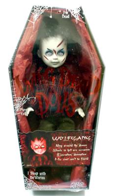【まもなく入荷 1504】リビングデッドドールズ(Living Dead Dolls)シリーズ10 WOLFGANG/ウルフギャング【05P12Oct14】