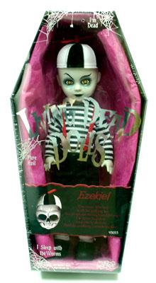 【まもなく再入荷 1605】リビングデッドドールズ(Living Dead Dolls)シリーズ12 EZEKIEL(エゼキル)【05P27May16】